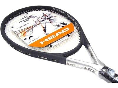 """HEAD Tennissschläger """"Ti S6"""" - besaitet Weiß"""