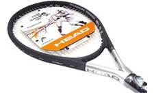 """Vorschau: HEAD Tennissschläger """"Ti S6"""" - besaitet"""