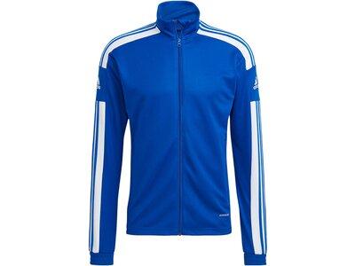 ADIDAS Fußball - Teamsport Textil - Jacken Squadra 21 Trainingsjacke Blau