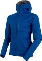 MAMMUT Herren Outdoorjacke Ultimate V SO Hooded Jacket