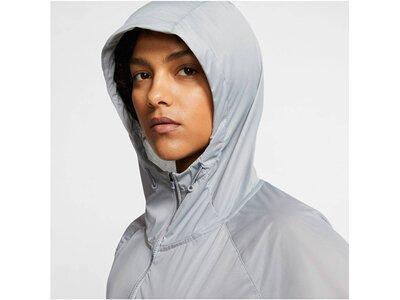 "NIKE Damen Laufjacke ""Runway Shield Hood"" Silber"