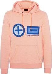 CHIEMSEE Sweatshirt mit PlusMinus Frontprint - GOTS zertifiziert