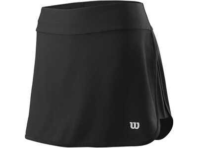 "WILSON Damen Tennisrock ""Condition 13.5"" Skirt"" Schwarz"