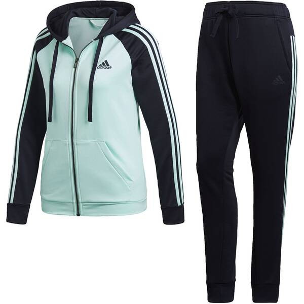 ADIDAS Damen Re-Focus Trainingsanzug