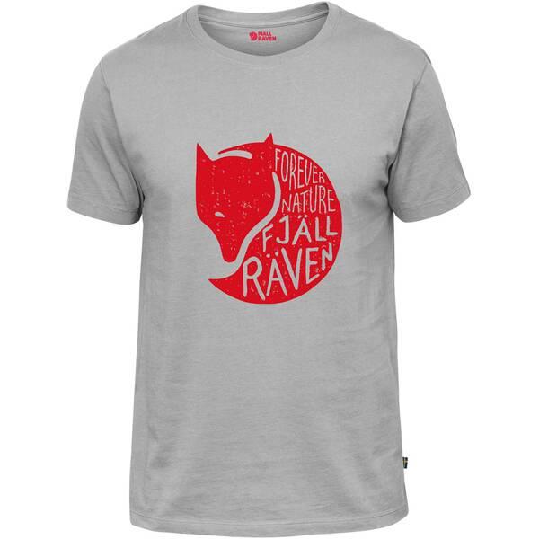 FJÄLLRÄVEN Herren T-Shirt Forever Nature Fox