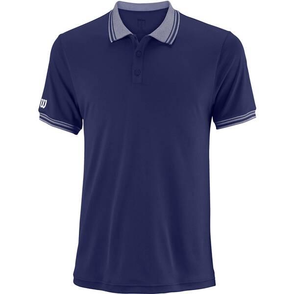 """WILSON Herren Tennisshirt """"Team Polo"""" Kurzarm"""