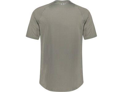 "UNDERARMOUR Herren T-Shirt ""Recover"" Grau"