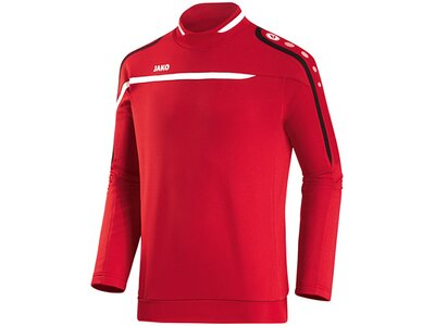JAKO Herren Sweat Performance Rot