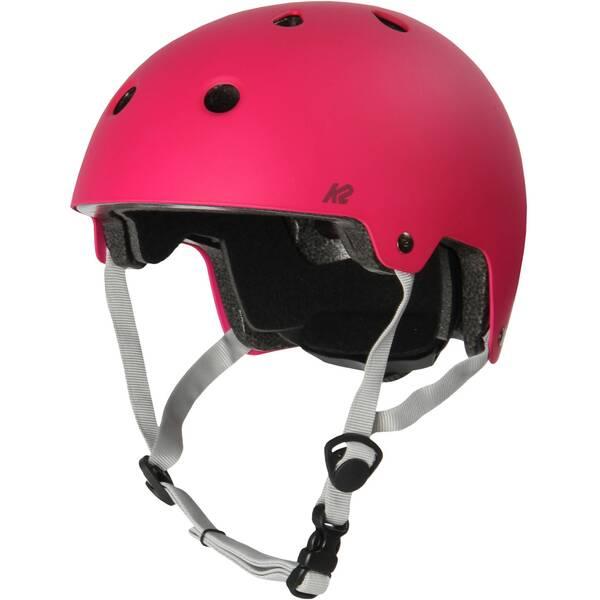 "K2 Skate-Helm ""Varsity"" - magenta"
