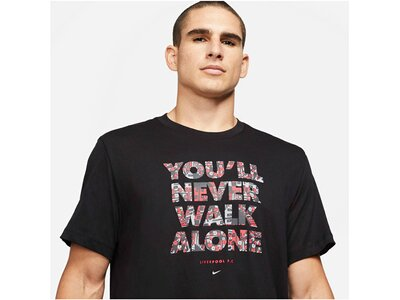 "NIKE Herren T-Shirt ""Liverpool FC"" Weiß"