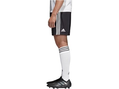 """ADIDAS Herren Fußballshorts """"DFB Home Shorts"""" WM 2018 Schwarz"""