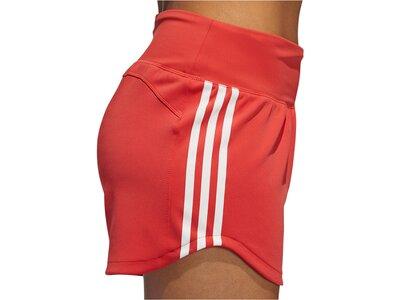 "ADIDAS Damen Fitnessshorts ""3S Woven Gym Short"" Braun"