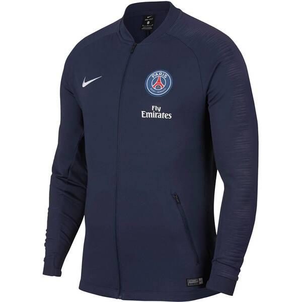 NIKE Herren Fußball-Trainingsjacke Paris Saint-Germain Anthem