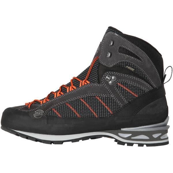 HANWAG Herren Trekkingschuh Makra Combi GTX | Schuhe > Outdoorschuhe > Trekkingschuhe | Orange | HANWAG