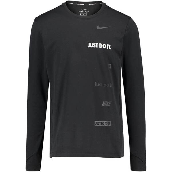 NIKE Herren Laufshirt Sphere Element Flash 2.0 Langarm