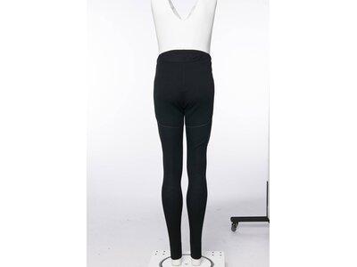 ODLO Herren lange Funktionsunterhose Pants long X-Warm Schwarz
