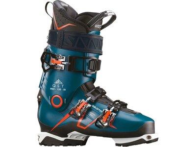 "SALOMON Herren Skischuhe ""QST Pro 120 TR"" Blau"