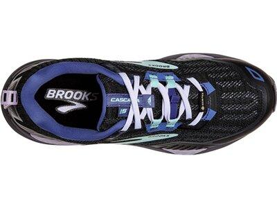 """BROOKS Damen Laufsport Trailrunningschuhe """"Cascadia 15 GTX"""" Schwarz"""