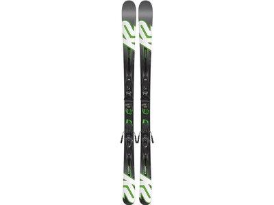 """K2 Herren Skier """"Konic 76 Photon"""" inkl. Bindung """"M2 10 Quikclik"""" Schwarz"""