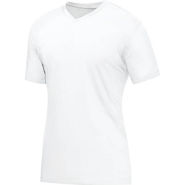 JAKO Damen T-Shirt V-Neck