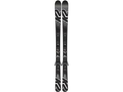 """K2 Herren Skier """"Konic 75"""" inkl. Bindung """"M2 10 Quikclik"""" Schwarz"""