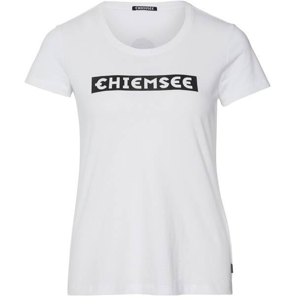 CHIEMSEE T-Shirt mit CHIEMSEE Logo Print
