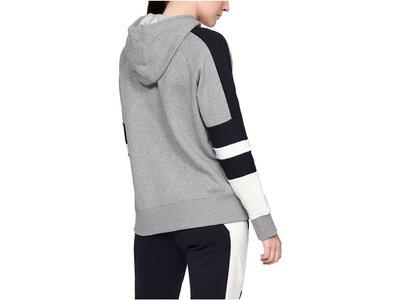 "UNDERARMOUR Damen Kapuzensweatshirt ""Rival"" Grau"