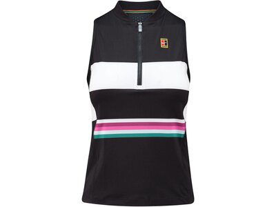 "NIKE Damen Tennis-Tanktop ""Power Slam"" Schwarz"