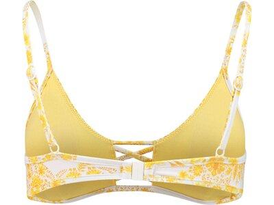 """SEAFOLLY Damen Bikinioberteil """"Sunflower Bralette Electric Blue"""" Gelb"""