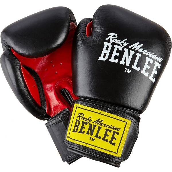 BENLEE Boxhandschuhe aus Leder FIGHTER