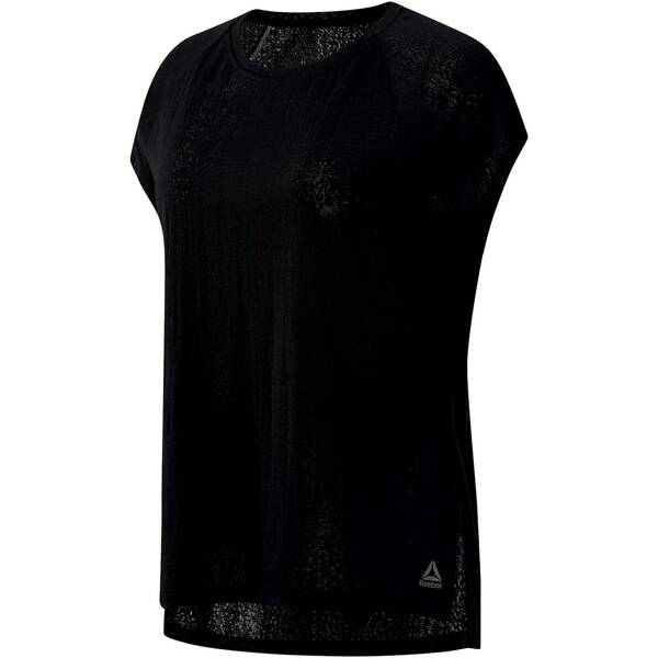 "REEBOK Damen Trainingsshirt ""Burnout"" Kurzarm"
