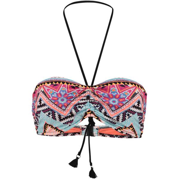 "SEAFOLLY Damen Bandeau Bikinioberteil ""Sahara Nights"""