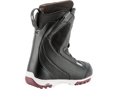 "NITRO Damen Snowboardschuhe/ Softboots ""Cuda TLS'19"" Schwarz"