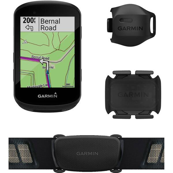 "GARMIN Radcomputer ""Edge 530 Sensor-Bundle"""