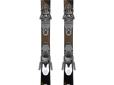 "HEAD Damen Skier ""Epic Joy SLR/Joy 11GW SLR"" inkl. Bindung Schwarz"