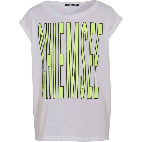CHIEMSEE T-Shirt Kids hinten unten zu Knoten - GOTS zertifiziert