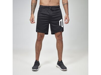 Kurze Sporthose ' Tech Shorts 2.0 ' Schwarz