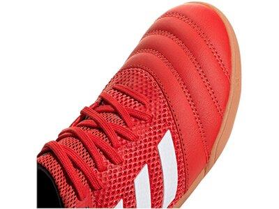 ADIDAS Fußball - Schuhe Kinder - Halle COPA Mutator 20.3 IN Sala Halle J Kids Rot