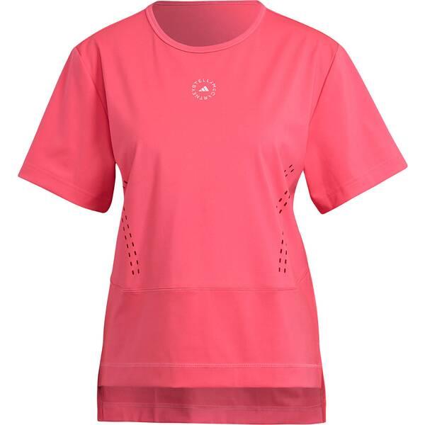 """ADIDAS Damen Yoga T-Shirt """"True Strength"""""""