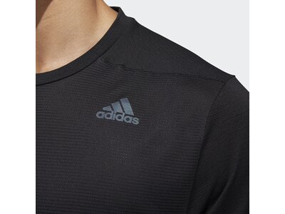 ADIDAS Herren Supernova T-Shirt Schwarz