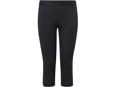 ADIDAS Damen Alphaskin Sport 3/4-Tight Schwarz