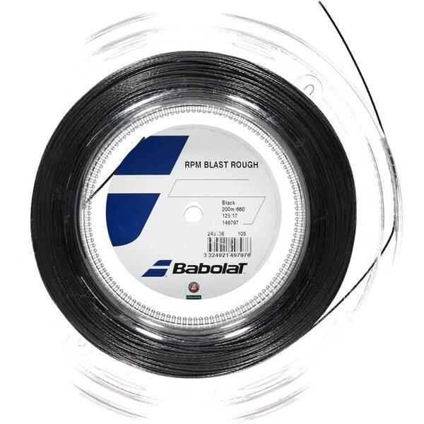 BABOLAT Tennissaite/ Saitenrolle RPM Blast Rough 1.25mm/200m