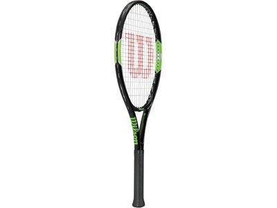 """WILSON Kinder Tennisschläger """"Blade Team 26"""" besaitet Grün"""