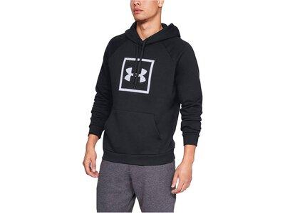 """UNDERARMOUR Herren Sweatshirt """"Rival Fleece Logo Hoodie"""" Schwarz"""