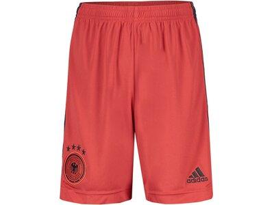 "ADIDAS Kinder Torwart-Shorts ""Germany Home Goalkeeper"" Braun"