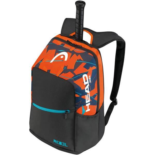 "HEAD Tennisrucksack ""Rebel Backpack"""