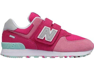 """NEWBALANCE Mädchen Kleinkind Sneaker """"YV574UJB"""" Pink"""