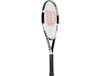 """WILSON Tennisschläger """"Hammer 6 103"""" besaitet Weiß"""