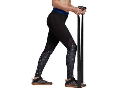 """ADIDAS Damen Fitness-Tights """"Alphaskin Iteration"""" Schwarz"""