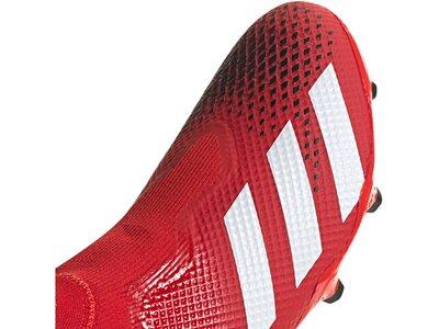 """ADIDAS Herren Fußballschuhe Rasen """"Predator 20.3 FG"""" Rot"""